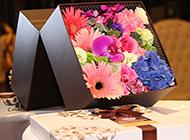 女生最爱的情人节鲜花礼物图片
