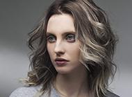 时尚潮流2016欧美女生发型图片