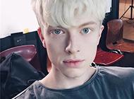 2017欧美男生潮流短发型图片