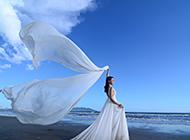 夢幻個性的歐美范婚紗照賞析