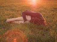 唯美伤感意境图片美色美女