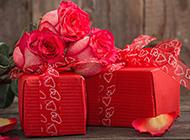 情人节礼物玫瑰花高清空间素材