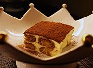 精美甜点提拉米苏糕点蛋糕图片