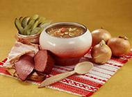 俄式烤肉美食圖片素材