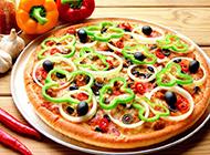意大利披薩圖片風味濃郁
