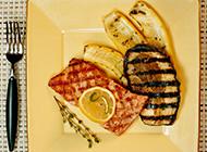法式西餐美味烤肉圖片精選