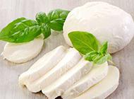 天然马苏里拉奶酪超清图片