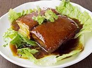美食图片家常菜东坡肉味醇汁浓