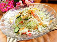 减肥瘦身必备的蔬菜沙拉图片