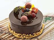 巧克力糕点图片香浓醇厚