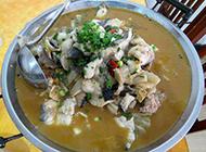 正宗鮮美的川菜酸菜魚圖片