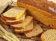 精致的西式糕點圖片 香氣誘人的烤面包