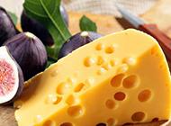 香甜浓郁的马苏里拉奶酪图片