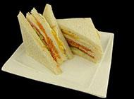 营养美味早餐日式鸡蛋三明治