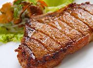 诱人的韩式烤肉串图片