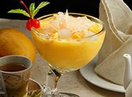 椰奶西米芒果糖水味道香濃誘人