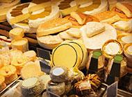 起司芝士奶酪美味糕點圖片