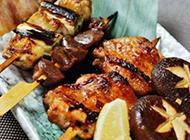 烤肉图片令人垂涎欲滴的美食