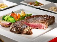 西餐牛排图片营养满分的午餐