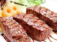 豪华的午餐烤肉图片令人垂涎