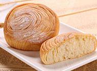 黄金手撕面包精美图片