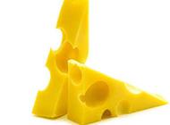 味道浓郁的瑞士干奶酪图片