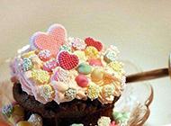 創意西式糕點精選圖片
