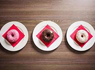 好看又好吃的甜甜圈图片