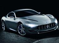 瑪莎拉蒂Alfieri概念車汽車高清圖片