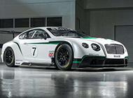 2013款賓利Continental GT3超級跑車高清圖片