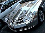 银光闪耀的迈凯轮SLR