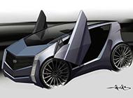 凯迪拉克Cadillac超炫酷汽车图片
