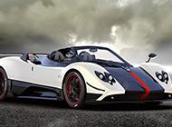 拉風的帕加尼超級跑車圖片