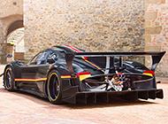 意大利超級跑車帕加尼圖片