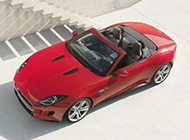 Jaguar捷豹F-Type大紅色個性超跑欣賞
