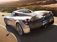 世界一级跑车帕加尼高清汽车图片