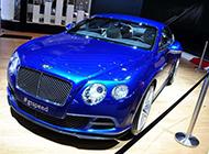宾利 欧陆 2013款 GT Speed 车身外观