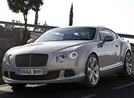 完美無瑕的賓利歐陸GT跑車圖片