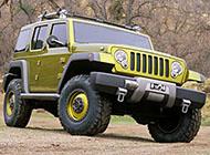 jeep汽車精美攝影圖片