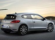 大众尚酷银灰色汽车内部精致装饰欣赏