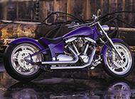 酷炫帅气的Yamaha摩托车高清桌面壁纸