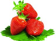 草莓水果唯美超清图片