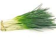 一把大葱绿色蔬菜图片