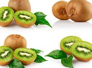 十分可愛好吃的奇異果高清圖片
