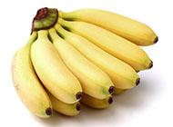 香甜可口的香蕉图片