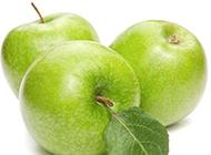 涩涩的青苹果图片素材