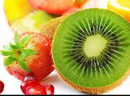 水果之王奇異果特寫圖片