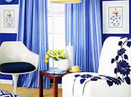 色彩出众的窗帘装修效果图欣赏