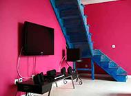 温馨复式公寓装修效果图赏析