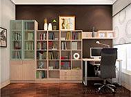 浪漫温馨的书房装修效果图大全